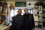 汤普汉老师与刘希发先生