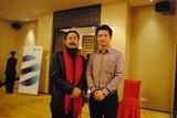 楊殷先生與許文華先生